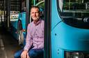 Regiomanager René Nekkers van busvervoerder Keolis.