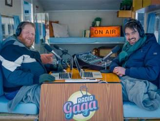 Dominique Van Malder en Joris Hessels maken radio als bedankje voor de zorg