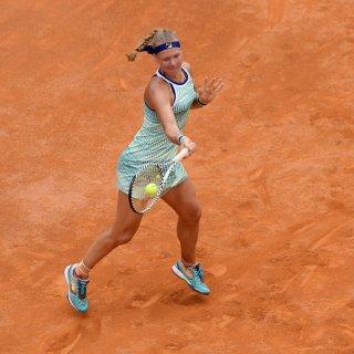 Kiki Bertens als nummer 4 naar Roland Garros