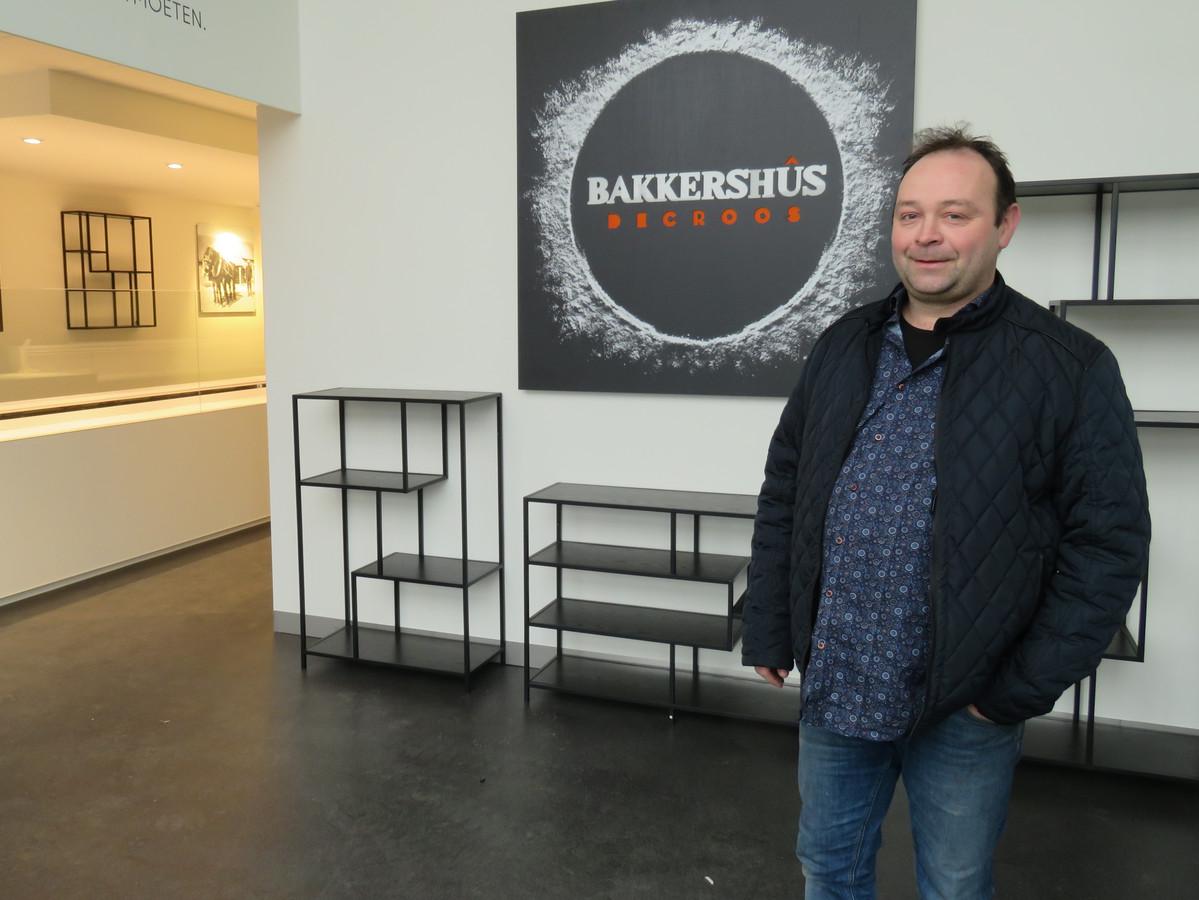 Luc Decroos schrijft in Roeselare zijn eigen bakkersverhaal