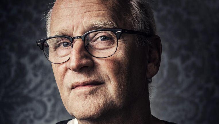 Herman Koch is niet van de mooischrijverij, hij is een plotschrijver Beeld Martin Dijkstra