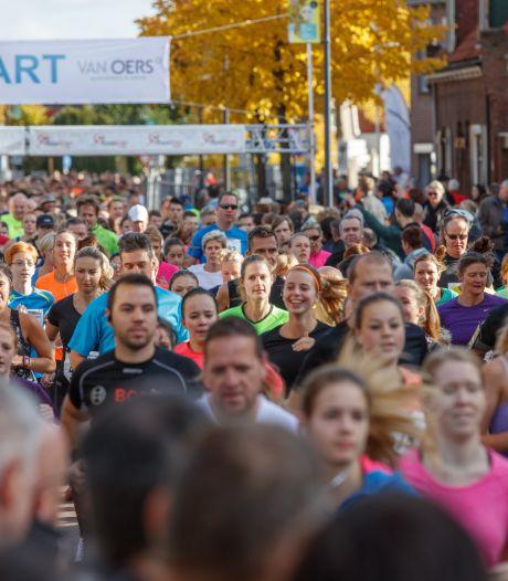 Marathon Brabant in Etten-Leur opnieuw afgeblazen