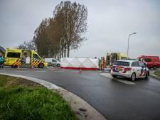 Motorrijder overleden na aanrijding met bestelauto in Angerlo