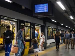 Technisch probleem verstoort metroverkeer: alleen bovengrondse trams rijden nog in Antwerpen