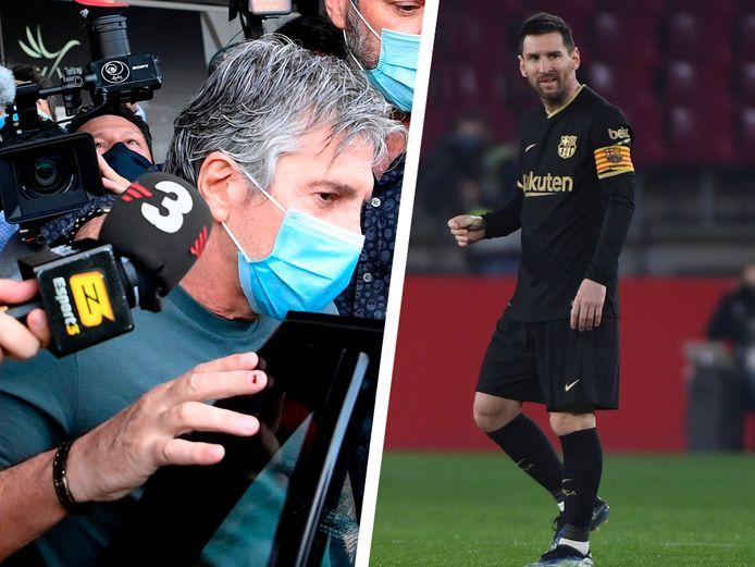 Jorge/Lionel Messi.