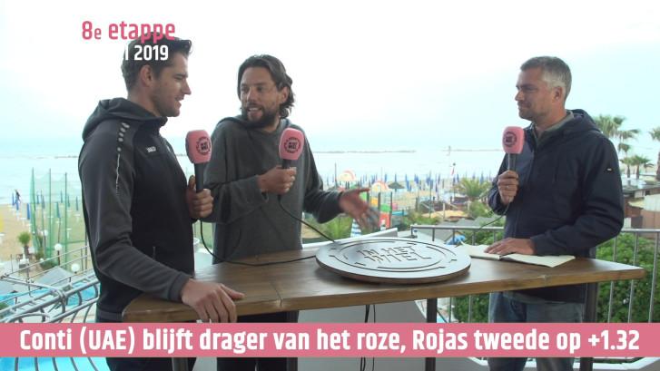 Thomas Dekker: 'Deze finale, ik vind het echt niet kunnen'