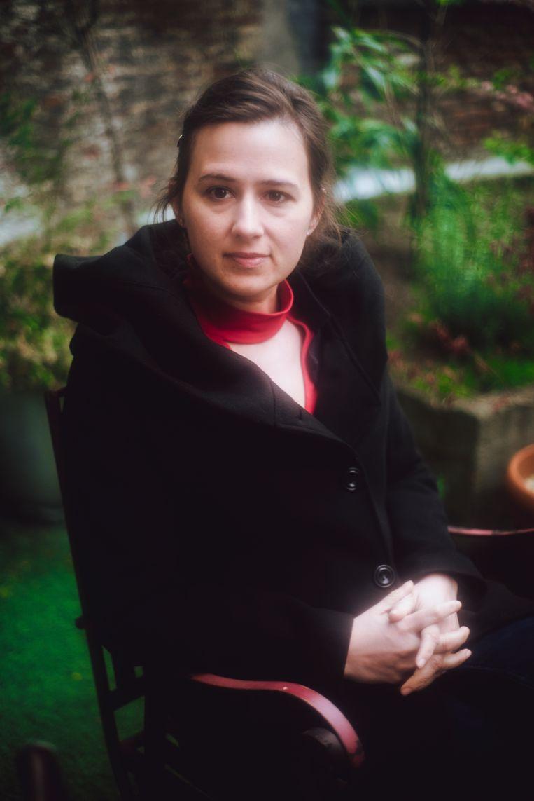Maud Vanhauwaert. Beeld Francis Vanhee