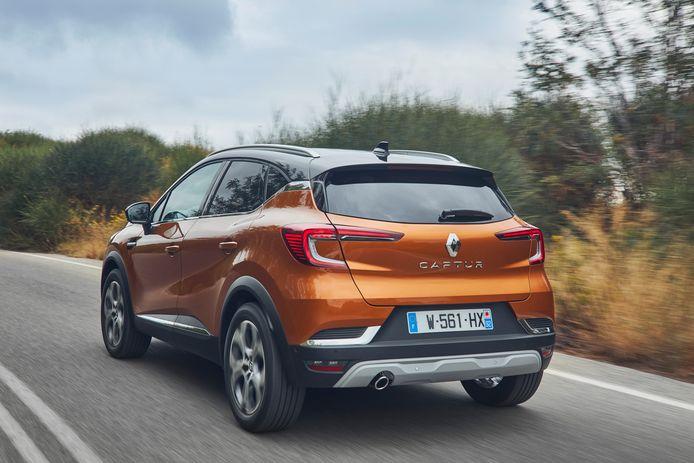 De nieuwe Renault Captur