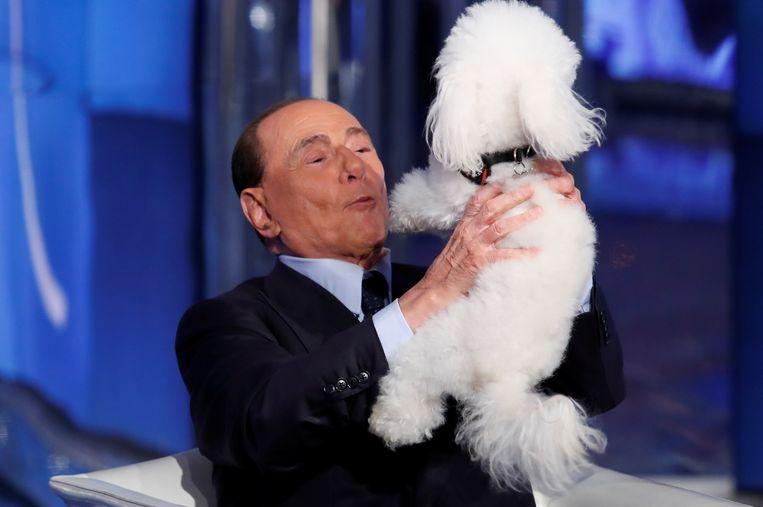 Silvio Berlusconi. Beeld null
