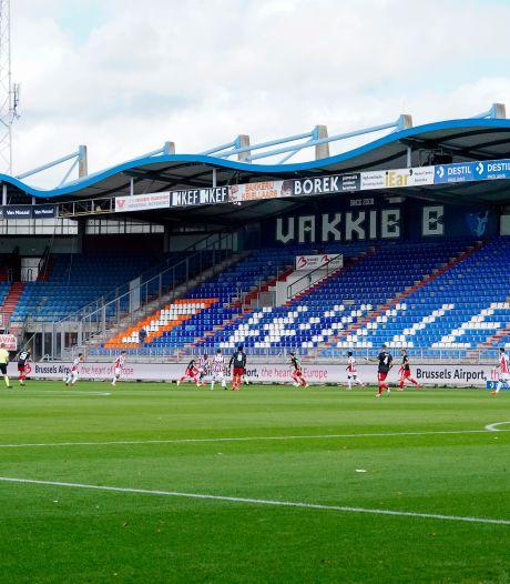 Twee positieve coronatesten bij Willem II, wedstrijd tegen FC Twente niet in gevaar