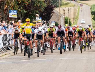 """Twee op twee voor Thibau Nys in Ronde van Vlaams-Brabant: """"Hopen op een goede tijdrit"""""""