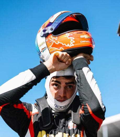 Van Kalmthout zesde in Grand Prix van Alabama bij start nieuw seizoen IndyCar Series