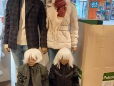 Dief steelt jas van etalagepop van kledingwinkel in Lichtenvoorde