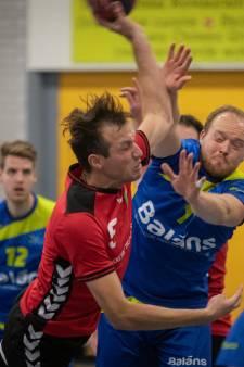 Handballer Jeff de Quay op halve kracht ook van waarde voor Reehorst