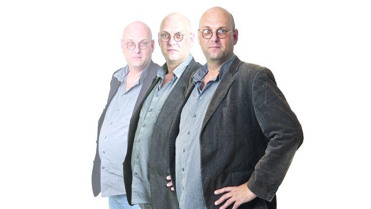Hans van der Beek. Beeld Floris Lok