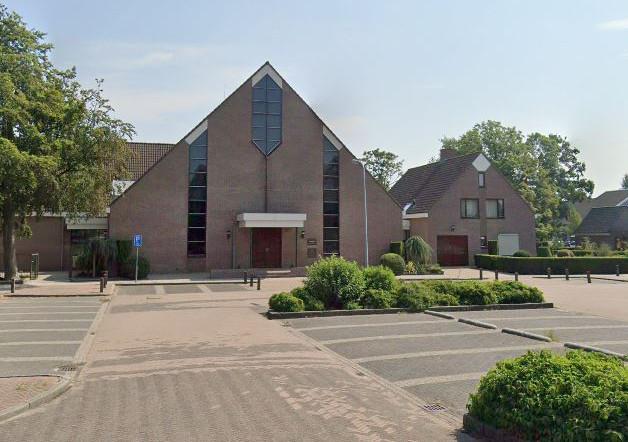 De Sionkerk op Urk.