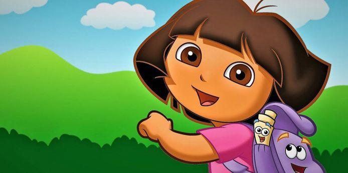 Dora the Explorer - tekenfilm