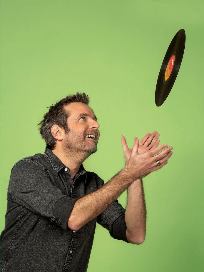 De Zwolse deejay Jaap Brienen gaat de magie van de ochtend herbeleven.