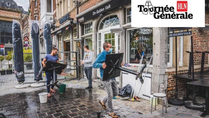 """In Gent opent zaterdag 75% van de horecazaken, en dat is veel meer dan in de rest van Vlaanderen: """"Alles gedaan om mensen te motiveren"""""""