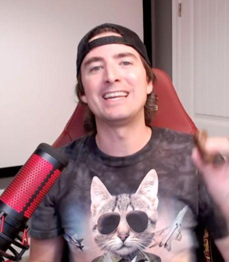 Bekende youtuber (34) beschuldigd van veroorzaken beursgekte: 'Dit is belachelijk'