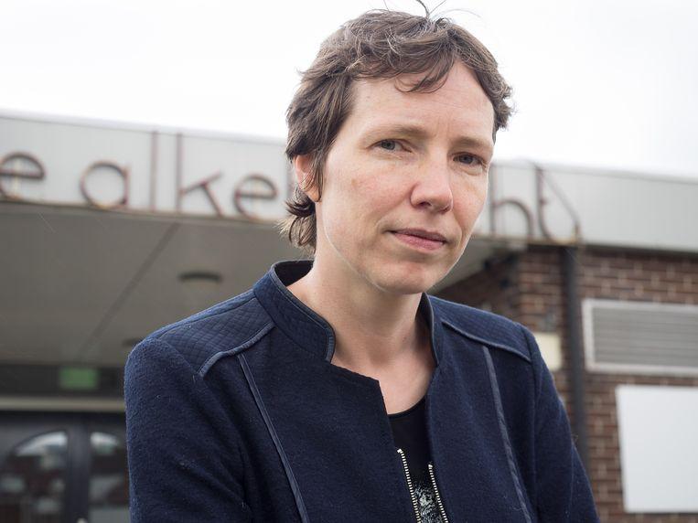 Communicatie-expert Kirsten Verdel. Beeld Martin Sharrott Fotografie