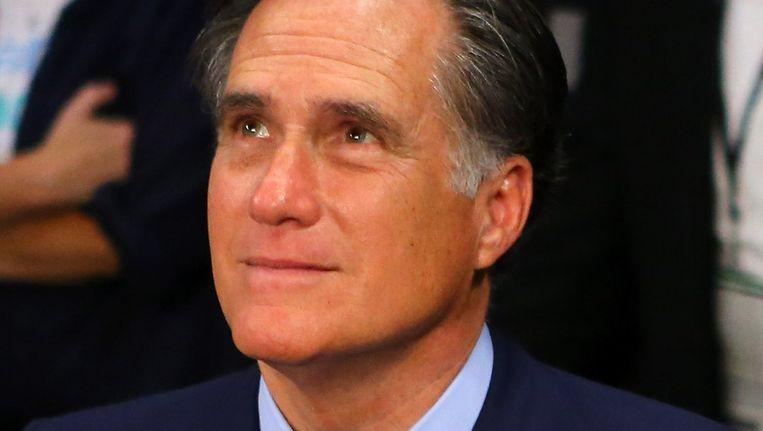 Romney. Beeld afp