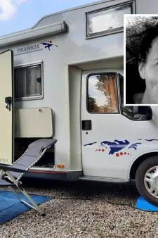 Daniëlle woedend na hondsbrutale camperroof: 'Hij stond voor ons huis!'