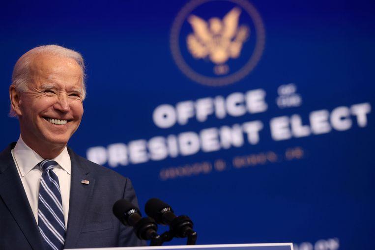 President-elect Joe Biden. Beeld REUTERS