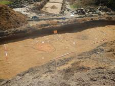 Resten van nederzetting uit ijzertijd gevonden in Groesbeek