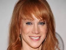 Comédienne Kathy Griffin kreeg doodsbedreigingen na omstreden Trump-foto
