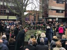 Nijmegen herdenkt het bombardement, speeches van Aboutaleb, Blokhuis en Verbeet