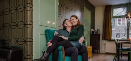 Sander en Hilde doen 24/7 álles samen: 'Een huis, een kind, een bedrijf… Het is intens'