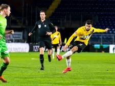 El Allouchi na cruciale overwinning: 'Fantastische stap gezet: zowel op de ranglijst als mentaal'