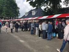 Werk aan rommelmarkt in Bruchem 'niet in uren uit te drukken'