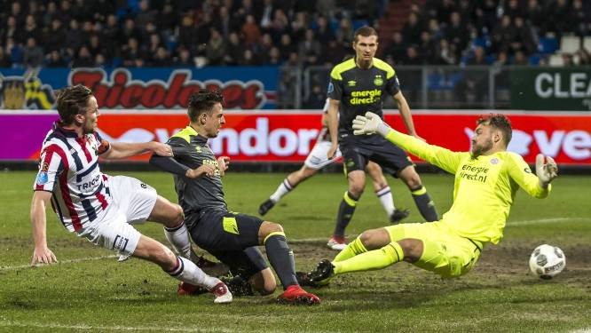Wie in het stadion Willem II - PSV wil zien, moet snel handelen