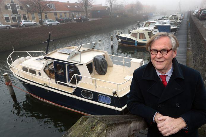Wethouder André Schoon.