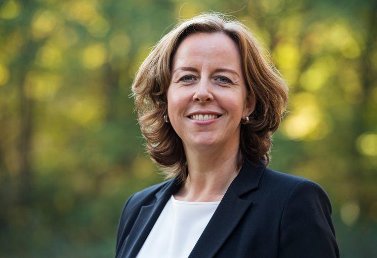 Kirsten Schuijt, directeur van Nederlands grootste natuurclub, wil een ministerie voor leefomgeving, natuur en voedsel. Beeld RV