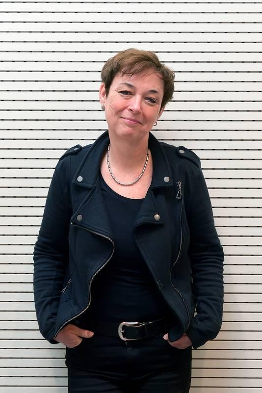 Columnist Florence Imandt.