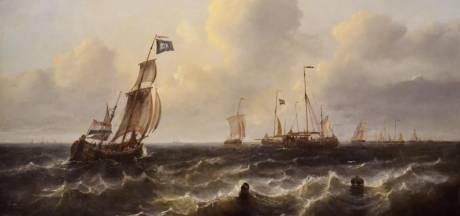 Museum Vlaardingen laat kunstschilder terugkeren naar zijn geboortestad