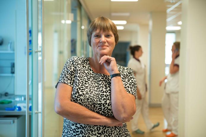 Yvonne wilder wordt de nieuwe voorzitter van de raad van bestuur van Alrijne Zorggroep.