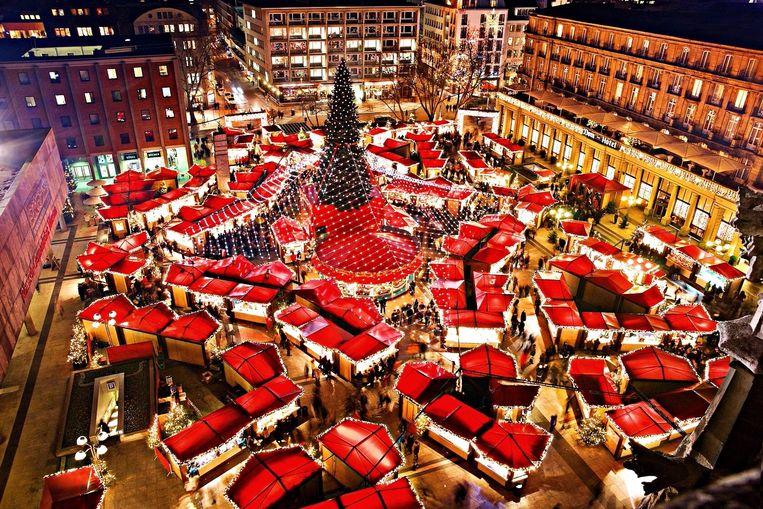 Kerstmarkt in Keulen Beeld Getty Images/EyeEm