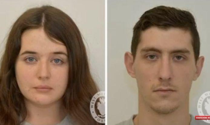 Alice Cutter et Mark Jones ont été condamnés par la justice britannique à des peines allant jusqu'à cinq ans et demi de prison.