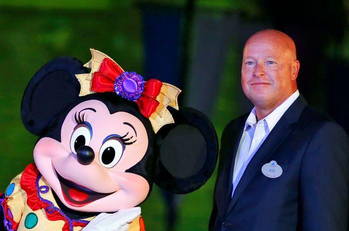 Disney-CEO Bob Chapek