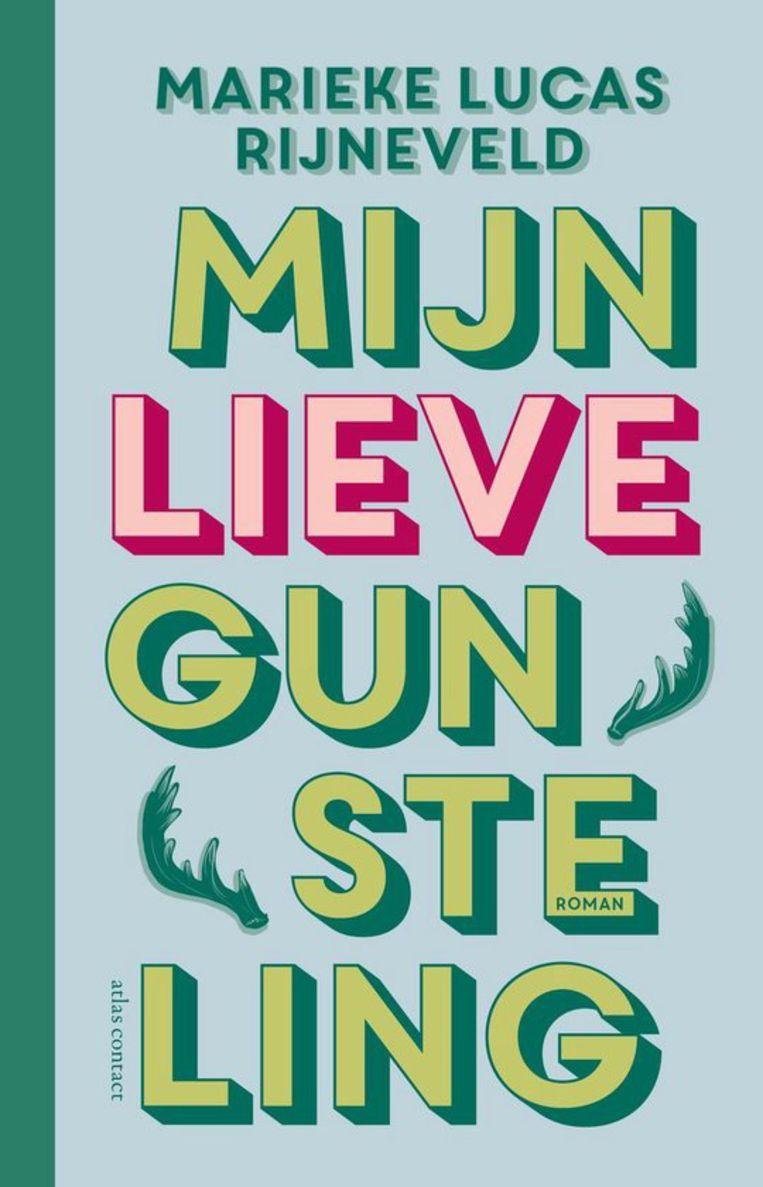 Marieke Lucas Rijneveld, Mijn lieve Gunsteling. Atlas Contact, €24,99, 368 blz. Beeld