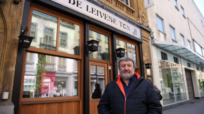 Tournée Générale: Rudiger Vangeel (72) kijkt uit naar eerste cava in De Leivese Ton