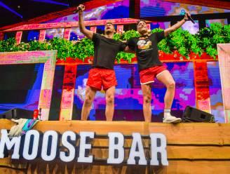 Gert & James vervoegen affiche, 28.000 liter bier staat koud: Moose Bar XXL is er klaar voor