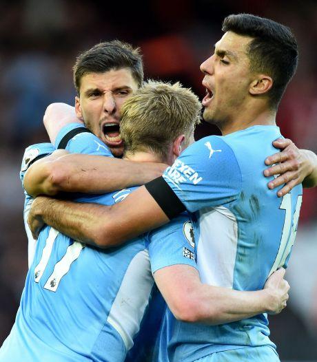 Premier but de la saison pour Kevin De Bruyne, partage somptueux entre Liverpool et City