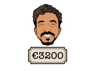 Docent Mohammed: 'Ik wilde er 1000 euro bruto bij, en dat is goedgekomen'