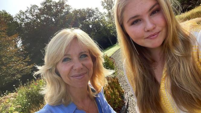 Claudia de Breij schrijft boek over en met prinses Amalia