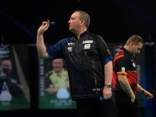 Titelverdediger Durrant staat voor schut in Premier League Darts